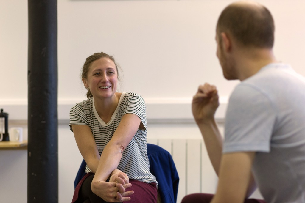 Interactive Storytelling Training by The Village Storytelling Centre at GMAC, Trongate 103 in Glasgow, Scotland on Tuesday 24th November 2015
