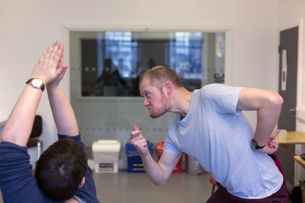 Interactive Storytelling Training by The Village Storytelling Centre