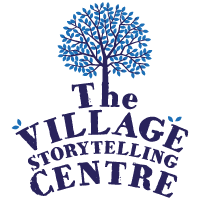 The Village Storytelling Centre Retina Logo